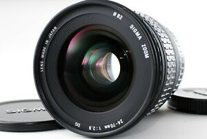 Excellent++++ Sigma 24-70mm F2.8 EX DG Aspherical DF for Canon from Japan 1500