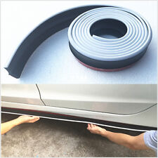 2.5M Car Bumper Skirts Strip Lower Lip Universal Auto Accessories on Car Styling