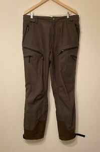 CHEVALIER GORE-TEX PACLITE Hunting Trousers Men's Pants Size 56