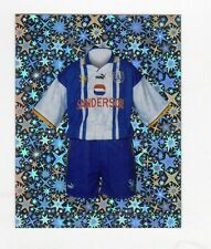 figurina MERLIN'S PREMIER LEAGUE 97 NUMERO 384 SHEFFIELD WEDNESDAY DIVISA