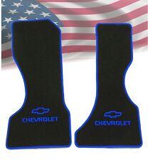 Chevrolet G10,G20,G30 Fußmatten Autoteppiche Blau