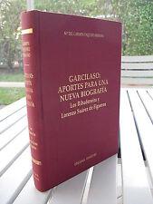 GARCILASO APORTES PARA UNA NUEVA BIOGRAFIA BY M.a DEL CARMEN VAQUERO SERRANO