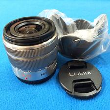 Panasonic LUMIX G VARIO 14-42mm/F3.5-5.6 II ASPH./MEGA O.I.S. H-FS1442A -Silver