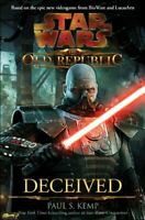 Star Wars: The Old Republic: Deceived by Kemp, Paul S. Book The Fast Free