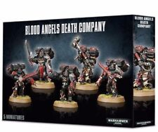 Warhammer 40,000 40k Space Marine Blood Angels Death Company Squad NEW