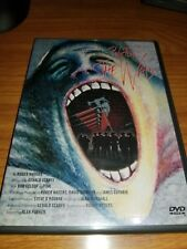 Pink Floyd The Wall Deluxe DVD 1999 Edition Poster Roger Waters.