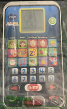 VTech Call and Chat Learning Phone, Pretend Play Toy Phone For Kids New No Box