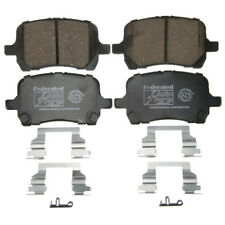 Disc Brake Pad Set Front Federated D1160C