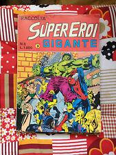 RACCOLTA SUPEREROI GIGANTE NR 8 BUONO!!!