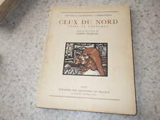 1938.Ceux du nord.1des100ex.vélin.Roosendaele.Dequene