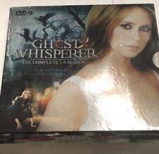 Ghost Whisperer Season Series 1+2+3+4 DVD Slim Box Set Region 0-FREE POST