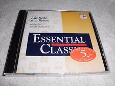 Essential Classic Hits Mix CD OVP