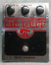 Electro Harmonix Big Muff Pi Fuzz Pedal (Vintage 1979)