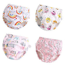 Baby Infant Waterproof Cloth Nappy Diapers Reusable Washable Nappies Underpants