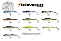 Bomber Jointed Wake Minnow Wake Bait Crankbait Topwater 5-3/8in 3/4oz - Pick