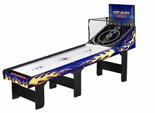 Hathaway Hot Shot Skee Ball Freestanding 8 ft Game Table Arcade Machine Bowler
