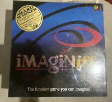 Imaginiff Board Game New Sealed