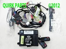 2011-2012 Kia Sorento LX Remote Start Keyless Entry FOB Kit OEM NEW U85601U003