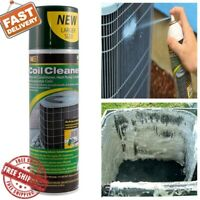 Air Conditioner Cleaner Foaming Sprayer AC-Safe Coil Condenser Evaporator Spray