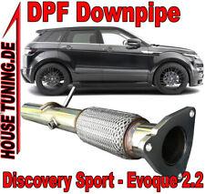 Tubo Rimozione FAP DPF Downpipe Land Rover Discovery Sport 2.2 D 150 190 CV LR1