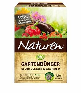 Substral Naturen Organic Garden Fertilizer, 1,7 KG