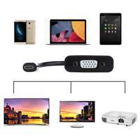 USB C to VGA Video Adapter, USB 3.1 Type C To 1080P VGA 4K Digital AV A NZP