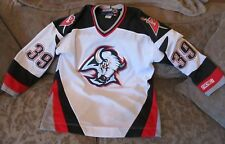 Dominik Hasek 1999 Vintage Buffalo Sabres CCM NHL Jersey Goat Head LARGE d1679cea0
