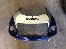 Suzuki GSX-R600 SRAD 600 GSXR 750 GSX-R 97 98 99 00 OEM Nose Upper Fairing Panel