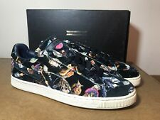 PUMA x HOUSE OF HACKNEY Animal Basket Classic Lo 9.5 _ rare suede shoes limited