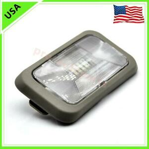 Fits 2004-2008 Canyon Colorado GMC 15126553 LED Interior Dome Lamp Light Housing