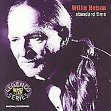 Willie Standard Time by Willie Nelson cassette sony music new