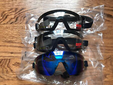 Sorz Skydive Action Sports Goggles Mff Freefall Halo Haho Googles (3 Pairs)