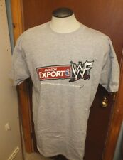 Molson Export WWF Wrestler Tshirt Mens Beer Sports Ale T-Shirt  Top Clothing