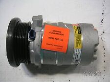 For Chevrolet Lumina APV 1992-1993 A/C Compressor w/ Clutch Delphi