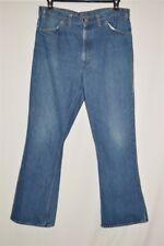 vintage 70s Levis Orange Tab Boot Cut Men'S Denim Jeans Pants Sz 36 X 30