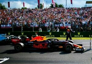 WALL POSTER:  MAX VERSTAPPEN Poster F1 RACING Poster |24 by 36 inch| 3