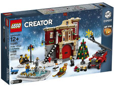 LEGO Creator 10263 - Winter Village Fire Station