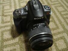 Nice Sony α (alpha) A330 10 MP Digital SLR DSLR Camera + 18-55mm Lens