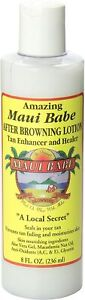 Maui Babe, After Browning Lotion, Tan Enhancer and Healer, 8 fl oz (236 ml) UK