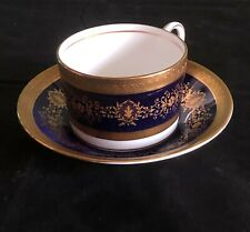 More details for coalport cup and saucer