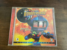 Atomic Bomberman (PC, 1997) Great Condition Interplay Hudsonsoft Win95