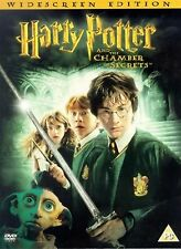 Harry Potter And The Chamber Of Secrets Daniel Radcliffe NEW & SEALED UK R2 DVD