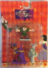 Disney's Hunchback of Notre Dame Collectible Figure Gift Set Cake Topper New NIB