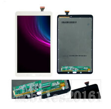"""White Samsung Galaxy Tab E 9.6"""" SM-T560 Touch Screen Digitizer + LCD Assembly"""