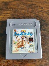 World Beach Volley Game Boy EUR