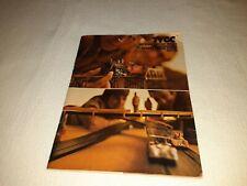 1971 -1972 Tyco HO Scale Train & Tyco Pro Racing Systems Catalog