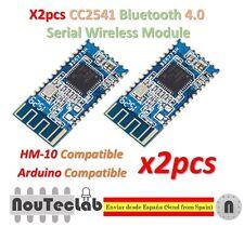 2pcs Cc2541 40 Ble Bluetooth Uart Transceiver Module Cc2540 Hm 10 Ibeacon