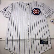 Majestic MLB Chicago Cubs Stitched Jersey Youth Large