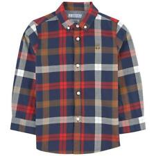 MAYORAL BOYS CHECK SHIRT 4122