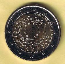 Krieg & Frieden Bi-Metall Münzen aus Finnland